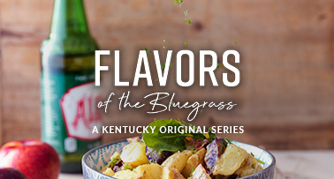 Flavors of the Bluegrass title card