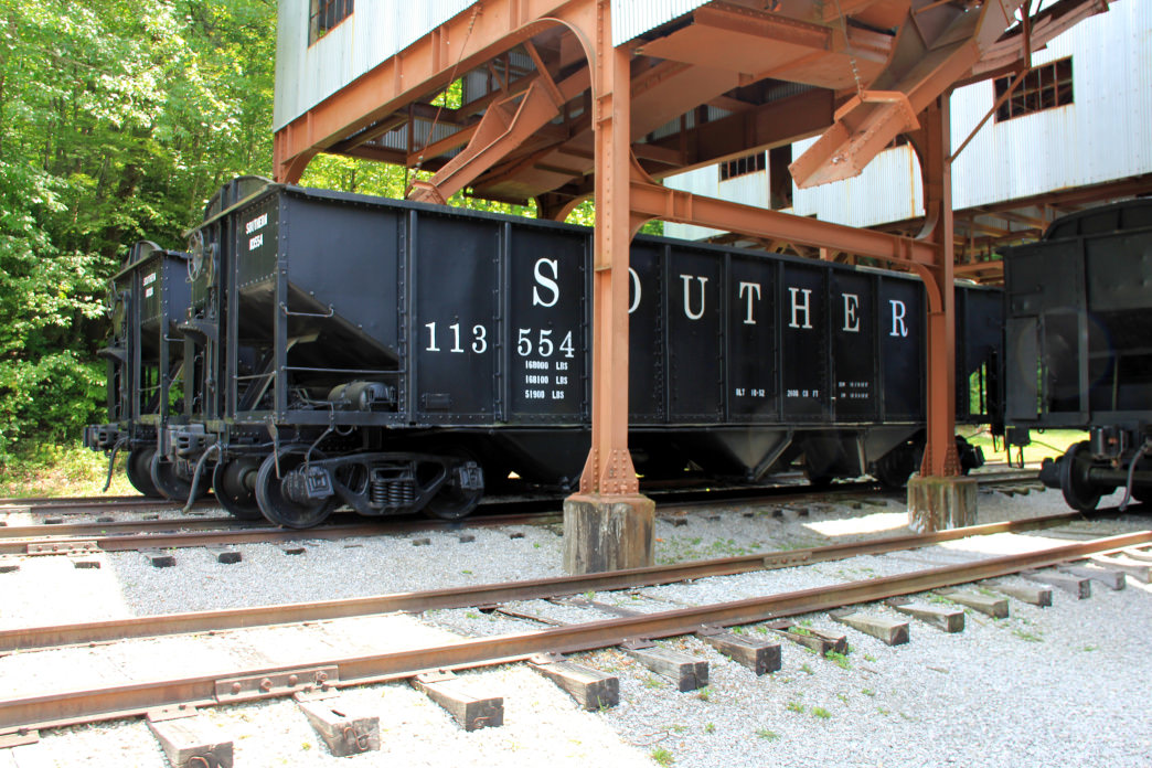 Big South Fork Scenic Railway near Sterns