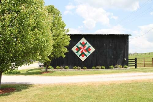 Kentucky's Barn Quilt Trails
