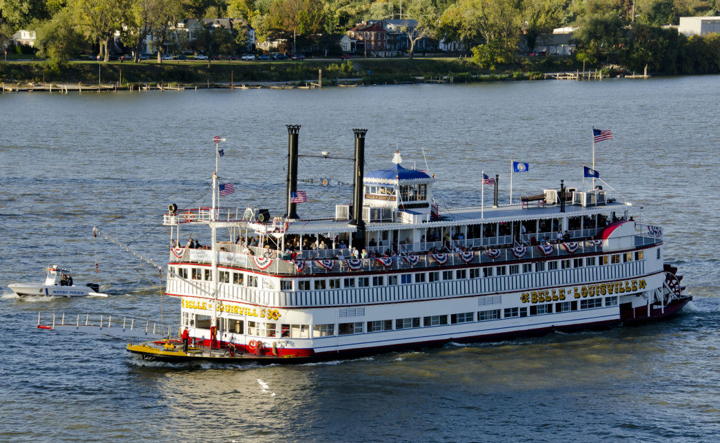 Belle Cruises Steamboat