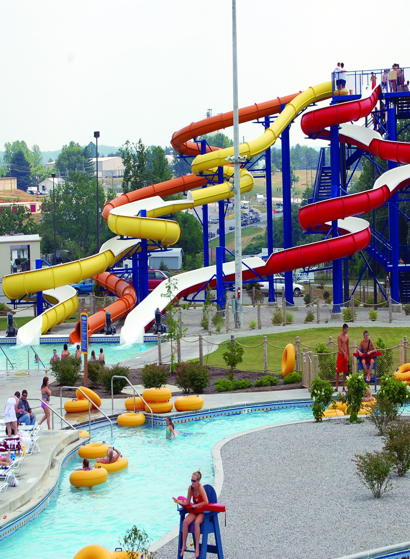 SomerSplash Water Park | Kentucky Tourism - State of ...