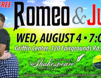 Shakespeare in the Park: Romeo and Juliet Photo