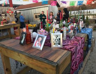 Dia De Los Muertos celebration planned for Halloween evening Photo