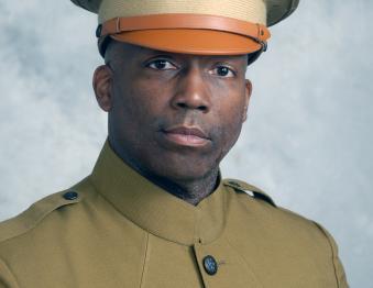 Colonel Charles Young - Kentucky Humanities Chautauqua Photo