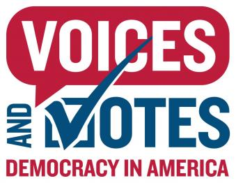 Voices and Votes: Democracy in America Photo