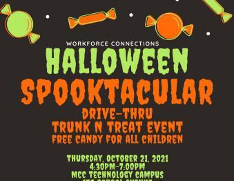 Halloween Spooktacular Trunk N Treat Photo