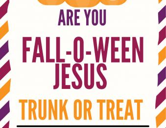 Trunk or Treat @ Madisonville First General Baptist Church Photo