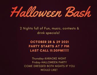 Halloween Bash @ Duggers Bar & Grill Photo