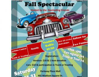 1st Annual Fall Spectacular- Car Show & Trunk or Treat Photo