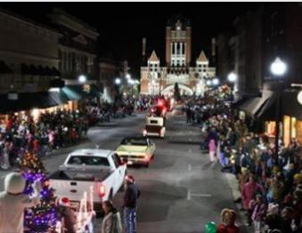 Bardstown Christmas Parade 2020 Bardstown Kiwanis Club's Annual Christmas Parade | Kentucky