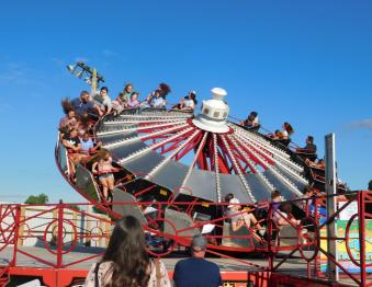 Community Carnival and Demolition Derby Photo
