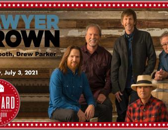 Sawyer Brown with special guests Tyler Booth, Drew Parker and George Molton Photo