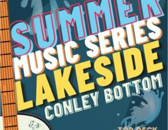 Summer Music Series at Conley Bottom Resort Photo