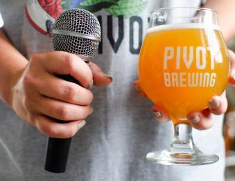 Pivot Brewing Trivia Photo
