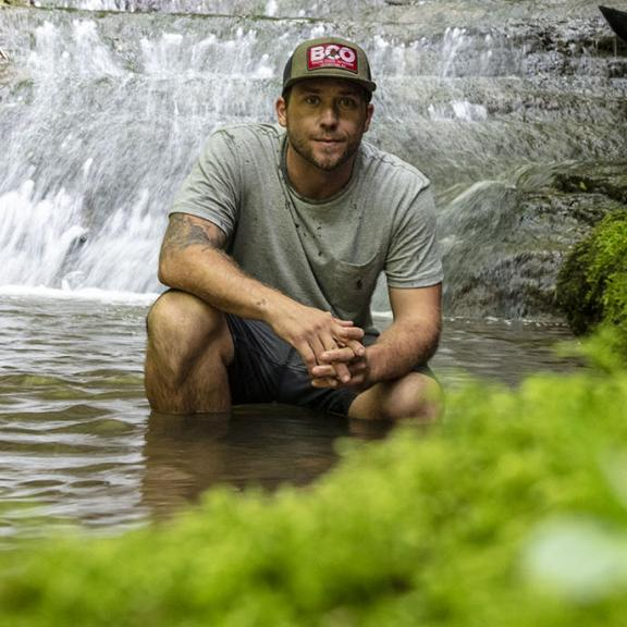 Adam Glick Stoked Series in River