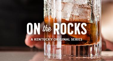 Title Card for On the Rocks