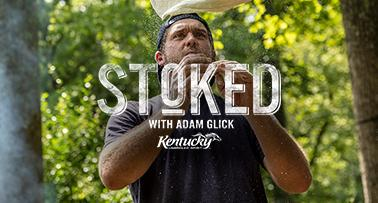 Title card for Stoked video series