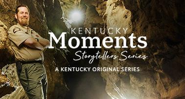 Kentucky Moments: Storyteller Series title card