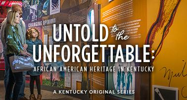 Untold to the Unforgettable African American Heritage Series