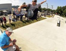 Madisonville Skatepark Photo