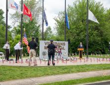 The 2020 Memorial Day Wreath Laying Ceremony Photo