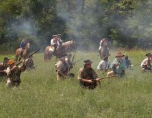 Blue Licks Battle Reenactment Photo