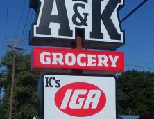 A&K's IGA Grocery Photo