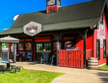 Fred's Smokehouse at the Jim Beam American Outpost Photo