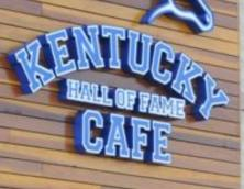 Kentucky Hall of Fame Cafe Photo