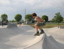 Bowling Green Skatepark Photo
