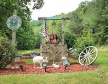 Hatfield - McCoy Feud Driving Tour Photo