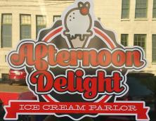 Afternoon Delight Ice Cream Parlor Photo