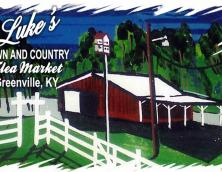 Luke's Town & Country Flea Market Photo