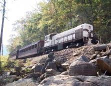 Big South Fork Scenic Railway Photo