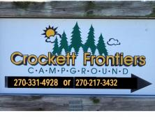 Crockett Frontiers Photo