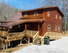 Red River Gorge Cabin Rentals Photo