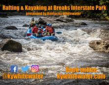 Kentucky Whitewater Rafting and Kayaking at Breaks Interstate Park Photo