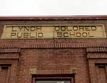Lynch Colored School Photo