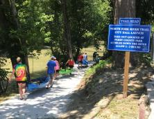 North Fork River Trail Photo