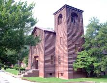 Buckhorn Log Cathedral Photo