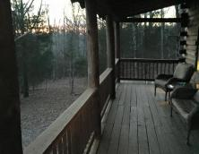 Logsdon's Landing Lakefront Cabin Photo
