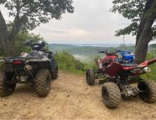 White Sulphur ATV Trail Photo