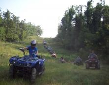 Earlington Loch Mary Recreational ATV Park Photo