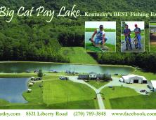 The Big Cat Pay Lake Photo