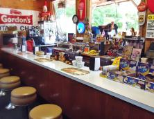 Pioneer Antiques & Granny's Soda Fountain Photo