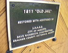 1811 Historic Jail Photo