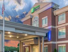 Holiday Inn Express Frankfort Photo