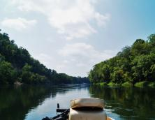 Cumberland River Tailwater Photo