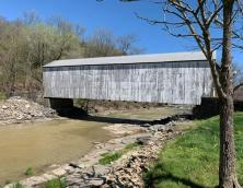 Wallcott Covered Bridge Photo