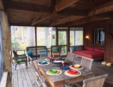 Clifty Creek Cabin Photo